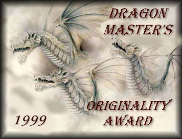 Dragon Master's Originality Award